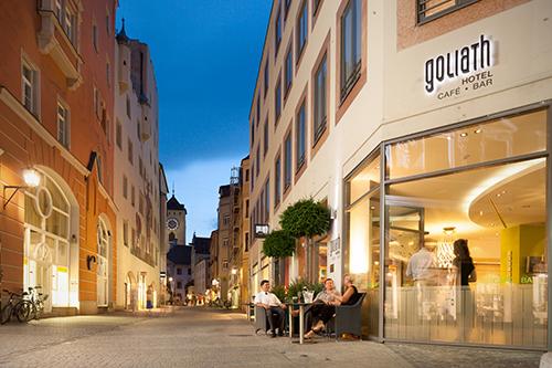 Hotel Goliath